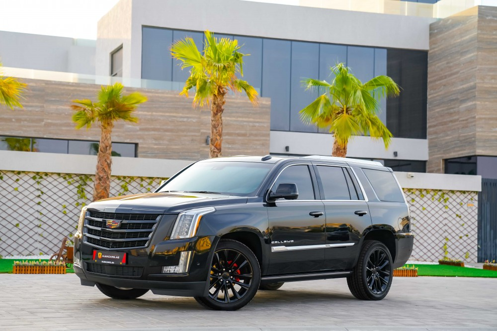 buy used Cadillac Escalade Callaway Edition SC560 6.2L V8 without downpayment
