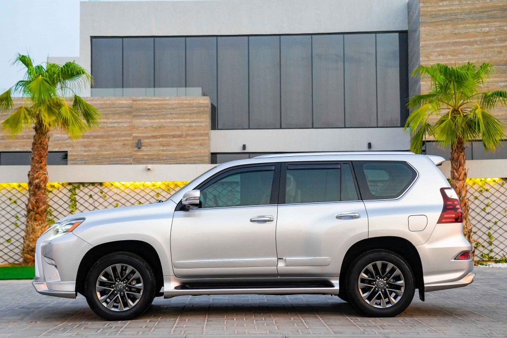 buy used Lexus GX460 without downpayment