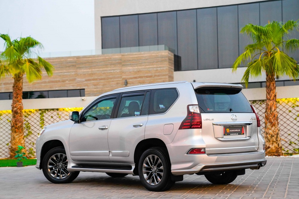 buy approved Lexus GX460 without downpayment