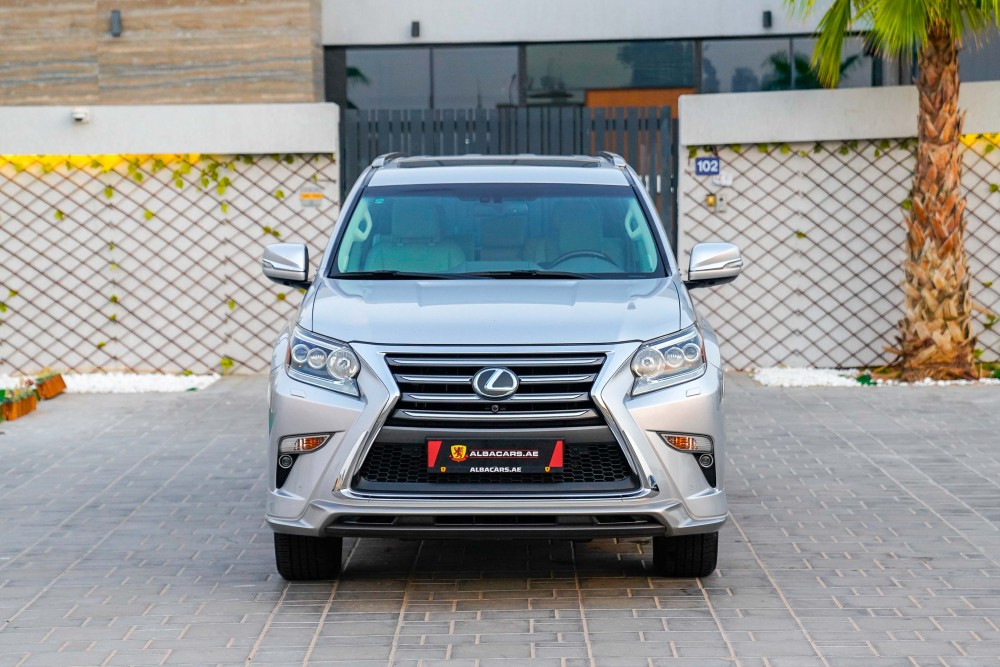 buy approved Lexus GX460 with warranty