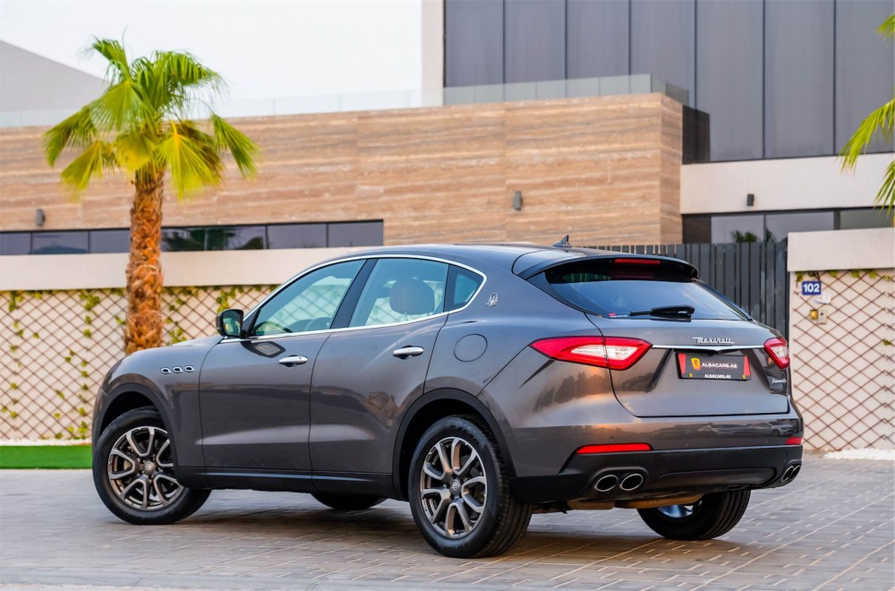 buy certified Maserati Levante without downpayment