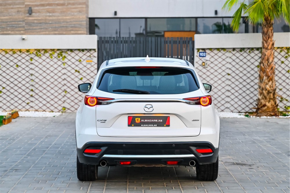 buy second hand Mazda CX-9 AWD XDrive without downpayment