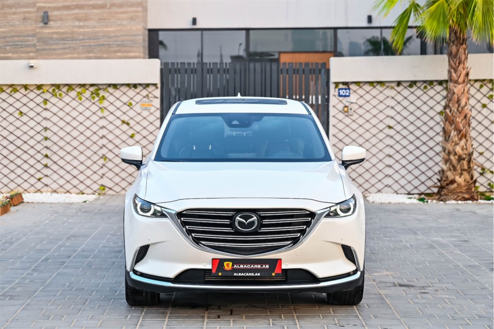 buy certified Mazda CX-9 AWD XDrive without downpayment