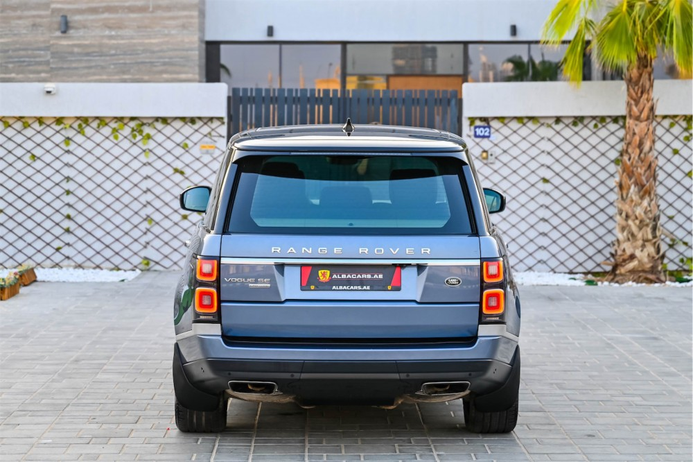 buy pre-owned Range Rover Vogue SE without downpayment