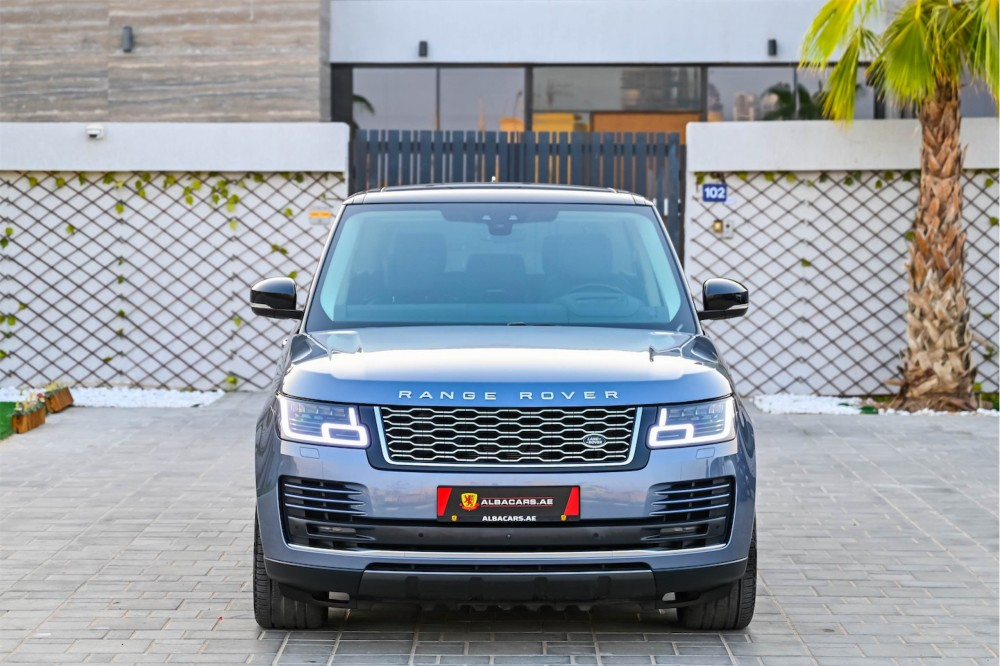 buy approved Range Rover Vogue SE with warranty