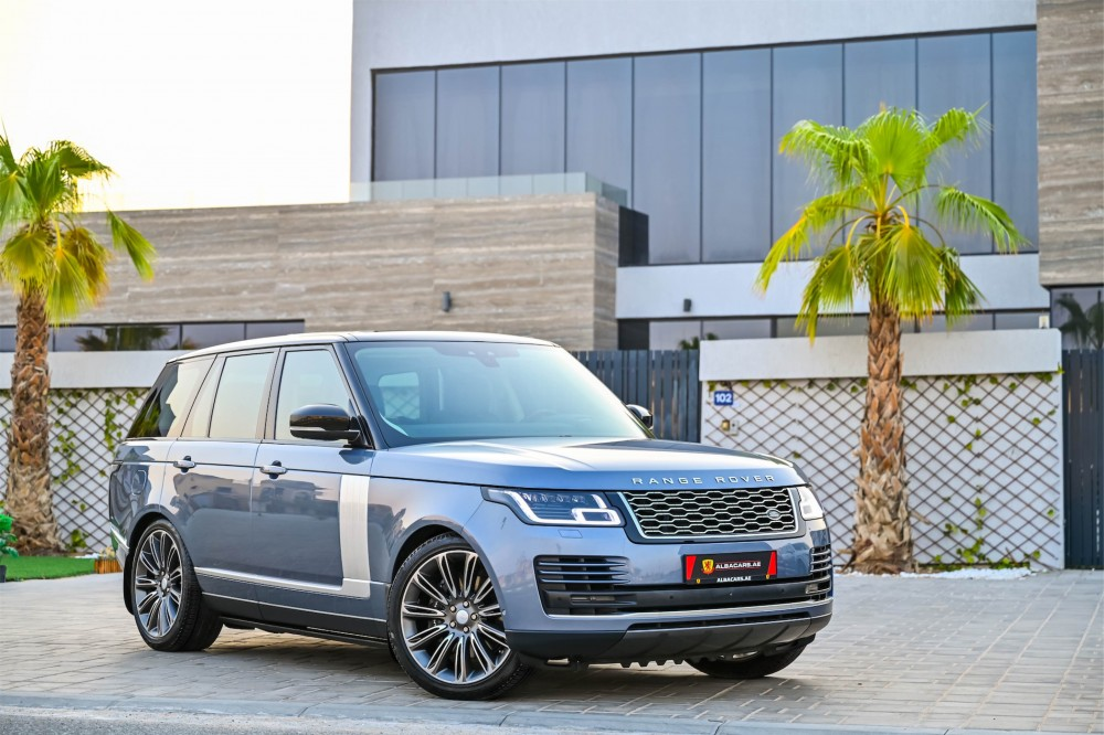buy approved Range Rover Vogue SE without downpayment