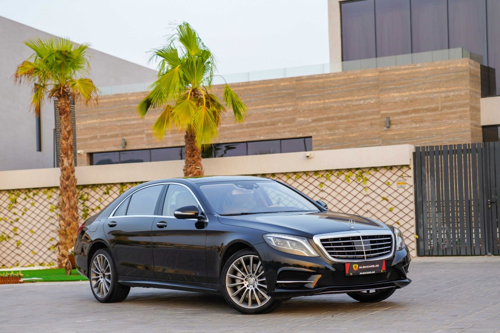 buy used Mercedes Benz S500 with warranty
