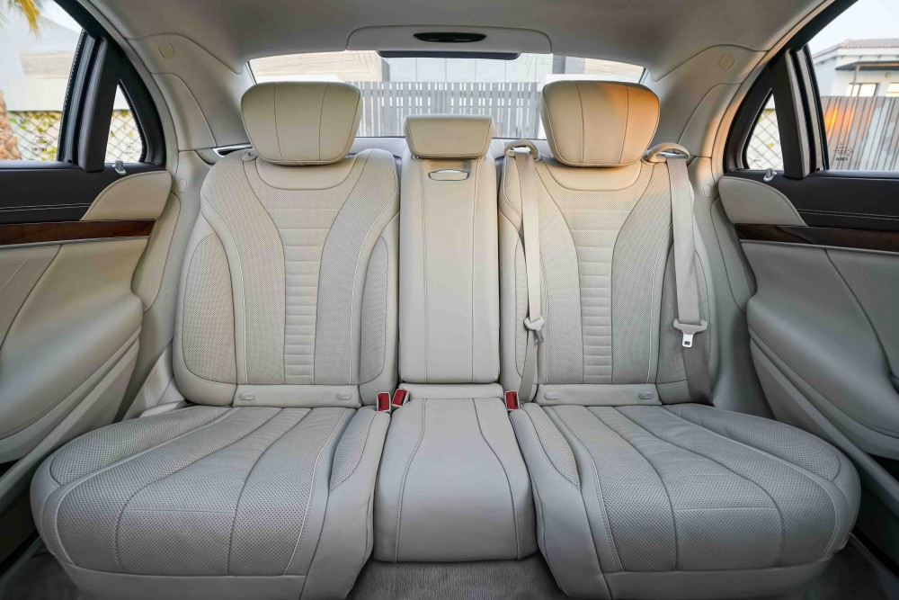 buy used Mercedes Benz S500 without downpayment