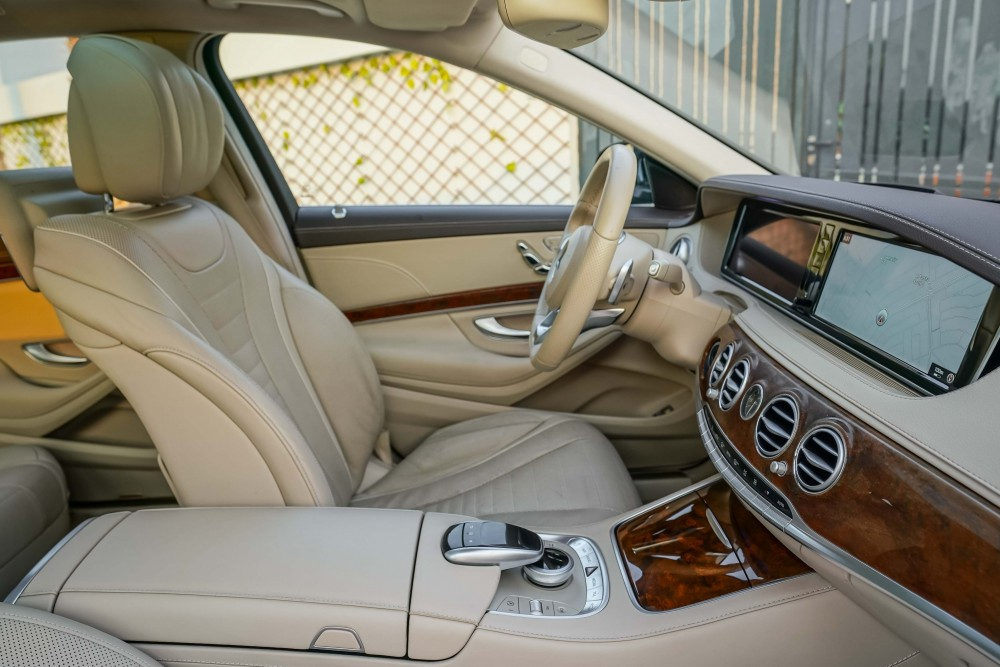buy second hand Mercedes Benz S500 without downpayment