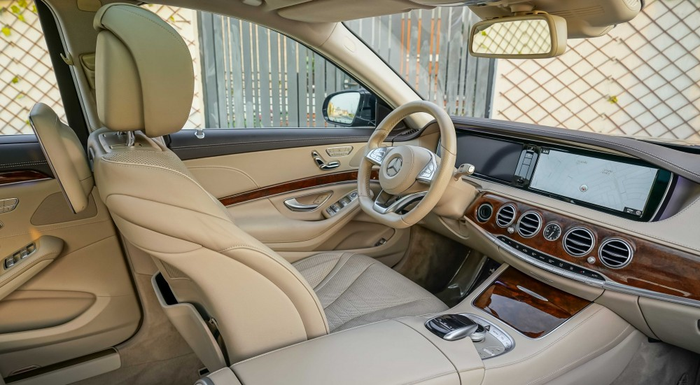 buy approved Mercedes Benz S500 in Dubai