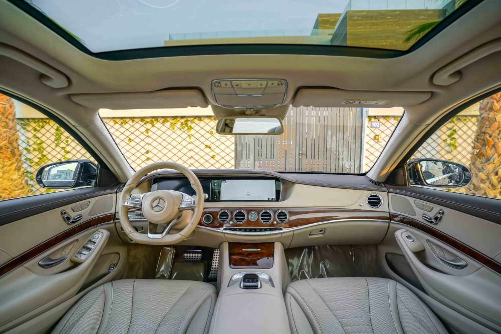 buy approved Mercedes Benz S500 with warranty