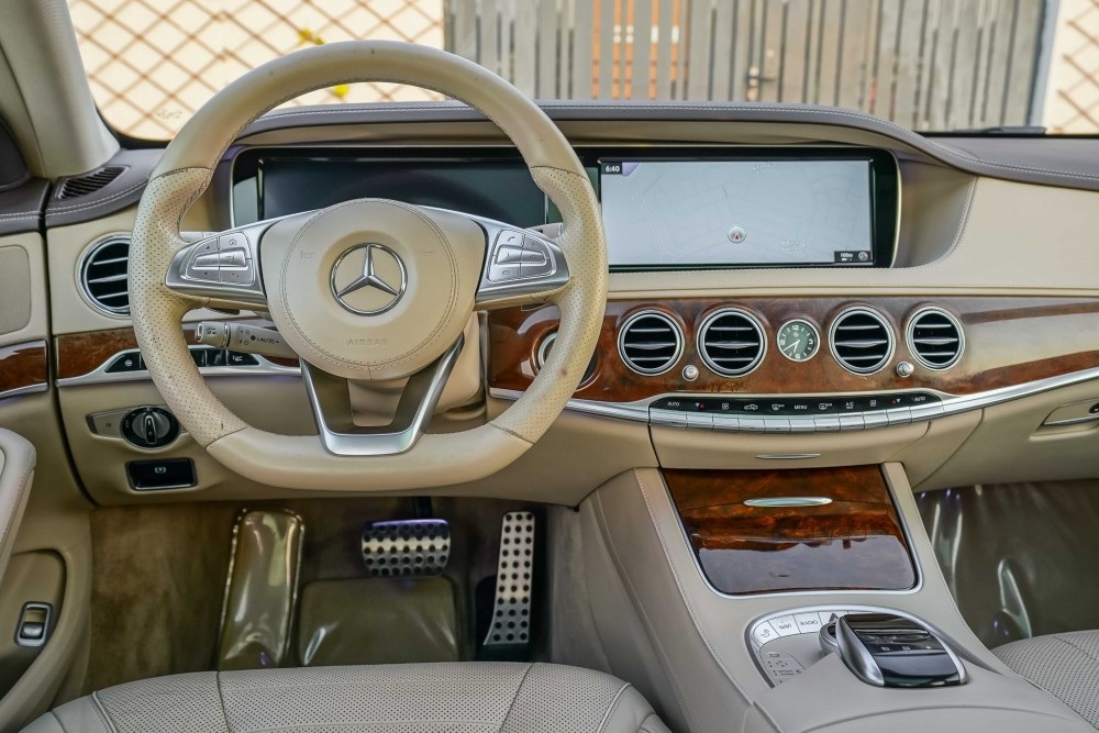 buy pre-owned Mercedes Benz S500 without downpayment
