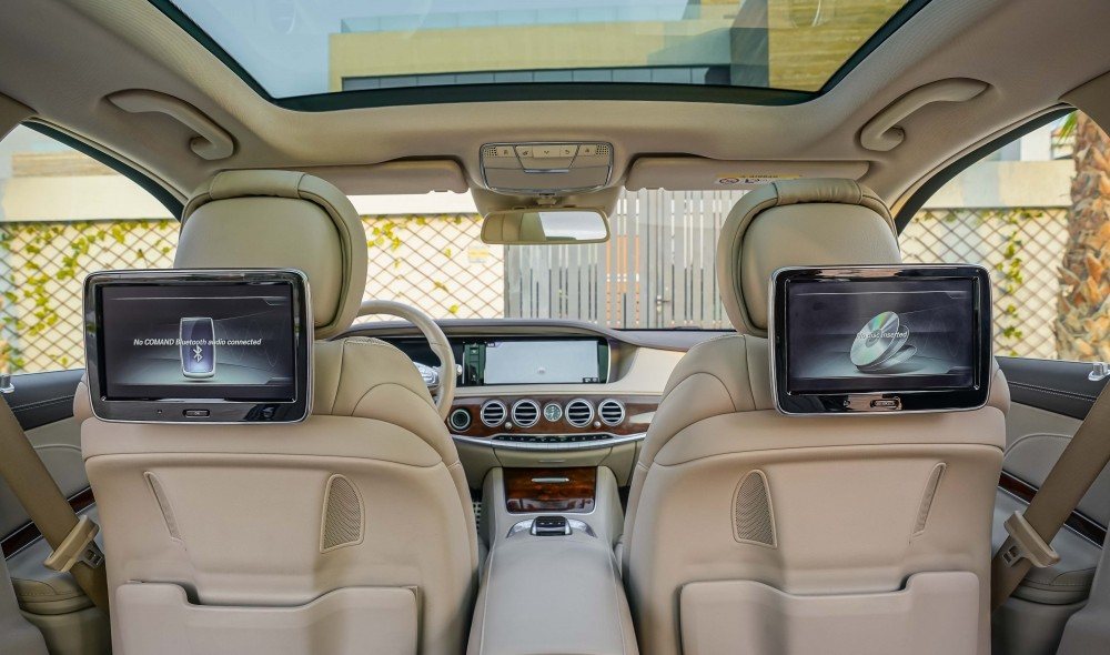 buy certified Mercedes Benz S500 without downpayment
