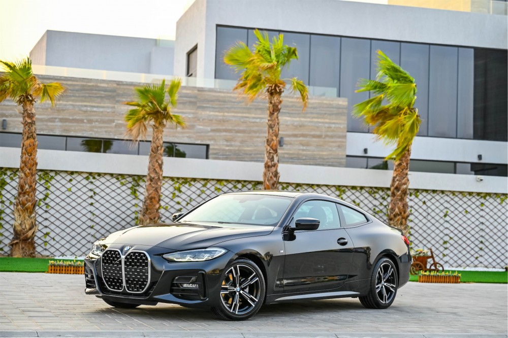 buy approved BRAND NEW BMW 420i M Sport in UAE