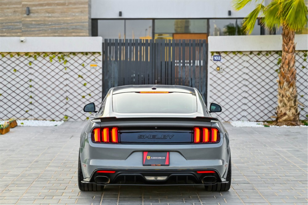 buy approved Ford Mustang Shelby Super Snake 750HP in Dubai