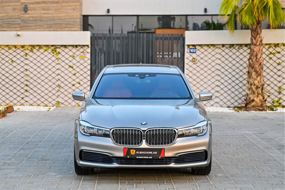 buy second hand BMW 730Li without downpayment
