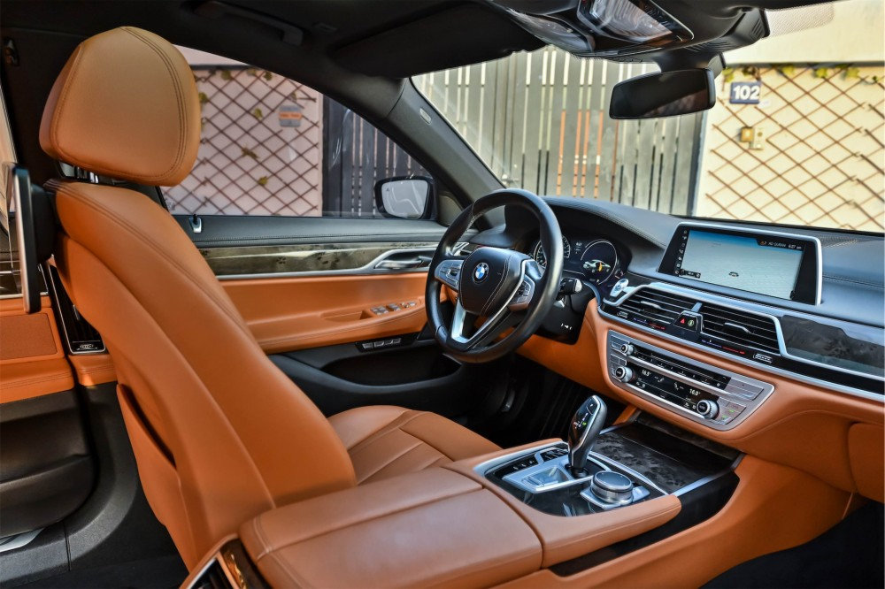 buy approved BMW 730Li without downpayment