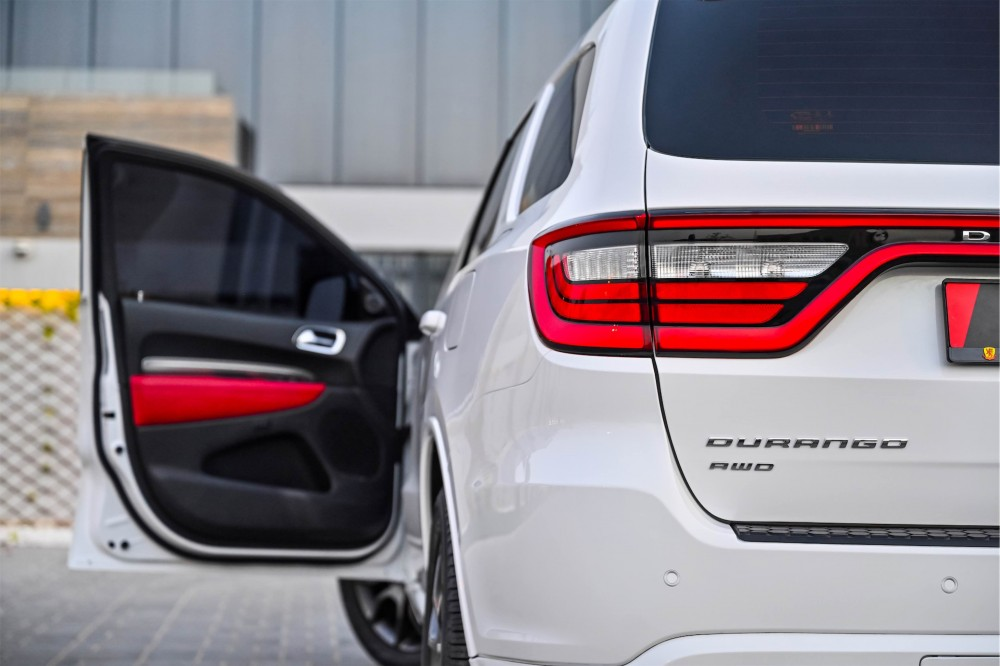 buy pre-owned Dodge Durango RT without downpayment
