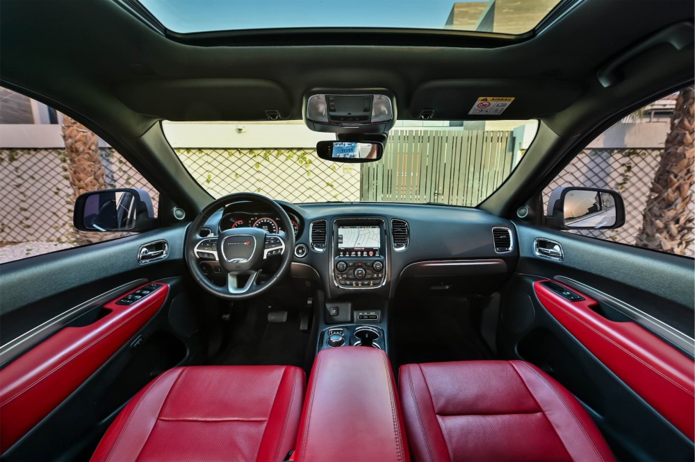 buy used Dodge Durango RT without downpayment