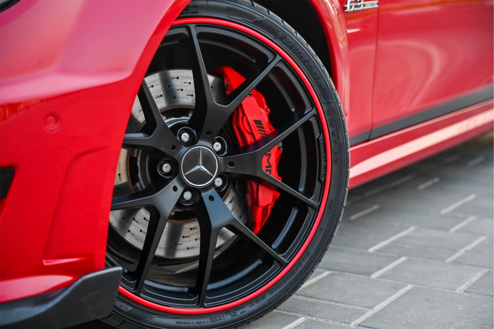 buy certified Mercedes Benz C63 AMG 507 Edition in Dubai