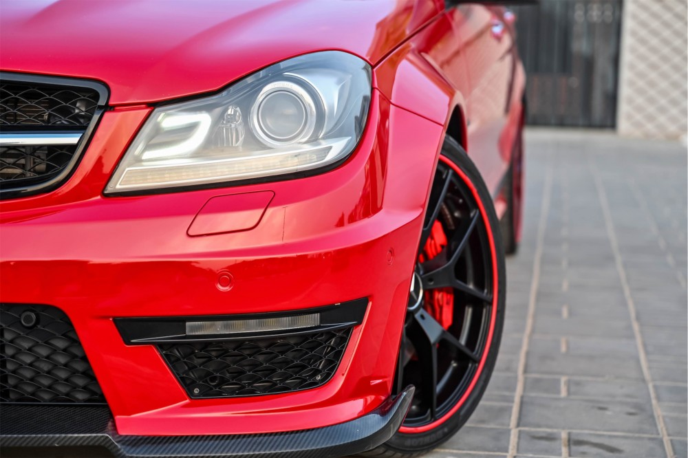 buy approved Mercedes Benz C63 AMG 507 Edition with warranty