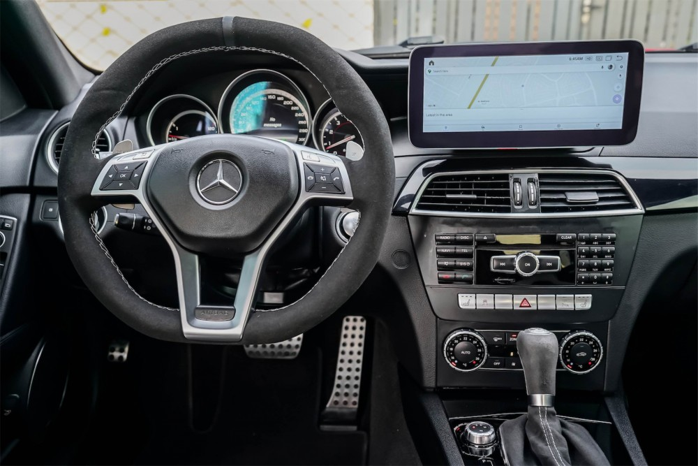 buy second hand Mercedes Benz C63 AMG 507 Edition in UAE