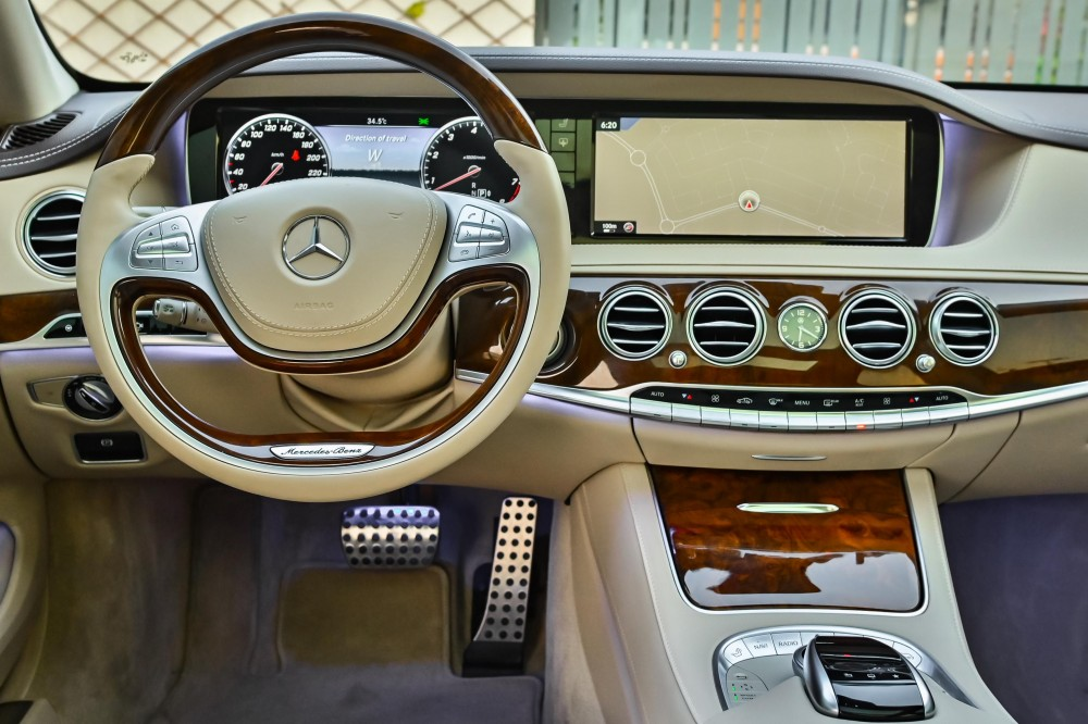 buy slightly used Mercedes S400 without downpayment