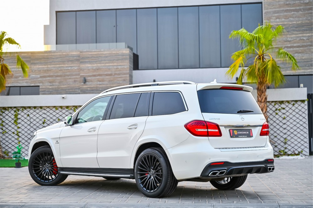 buy pre-owned Mercedes-Benz GLS63 S AMG with warranty
