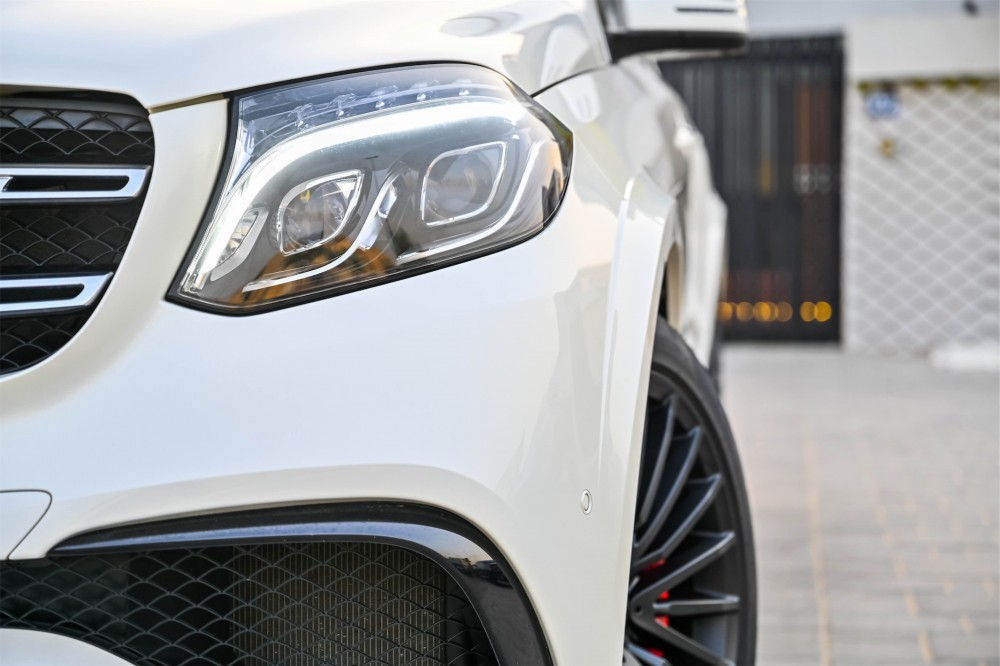 buy certified Mercedes-Benz GLS63 S AMG without downpayment
