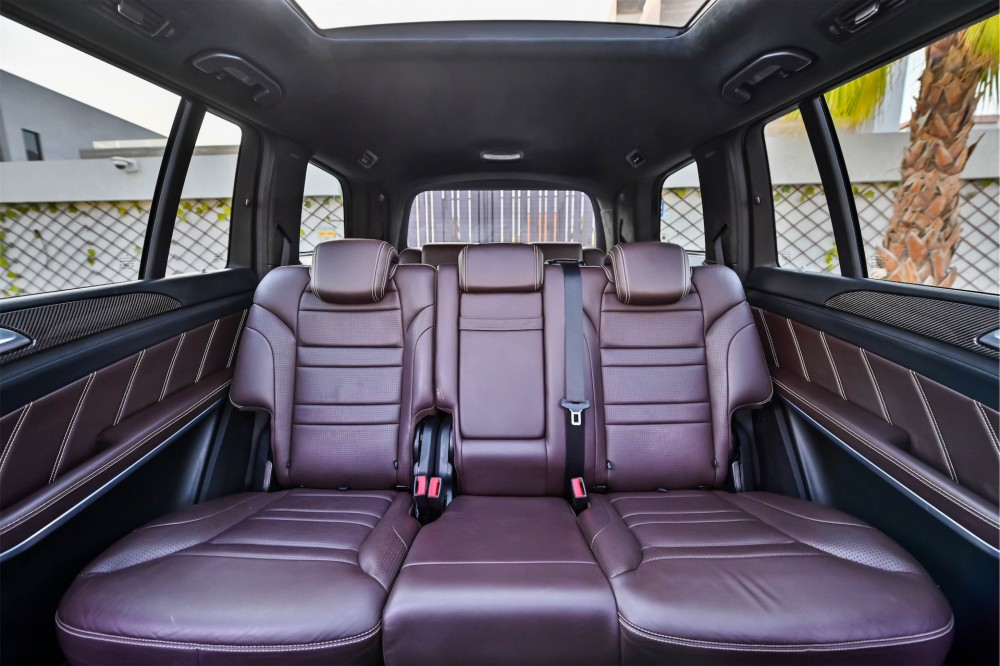 buy approved Mercedes-Benz GLS63 S AMG with warranty