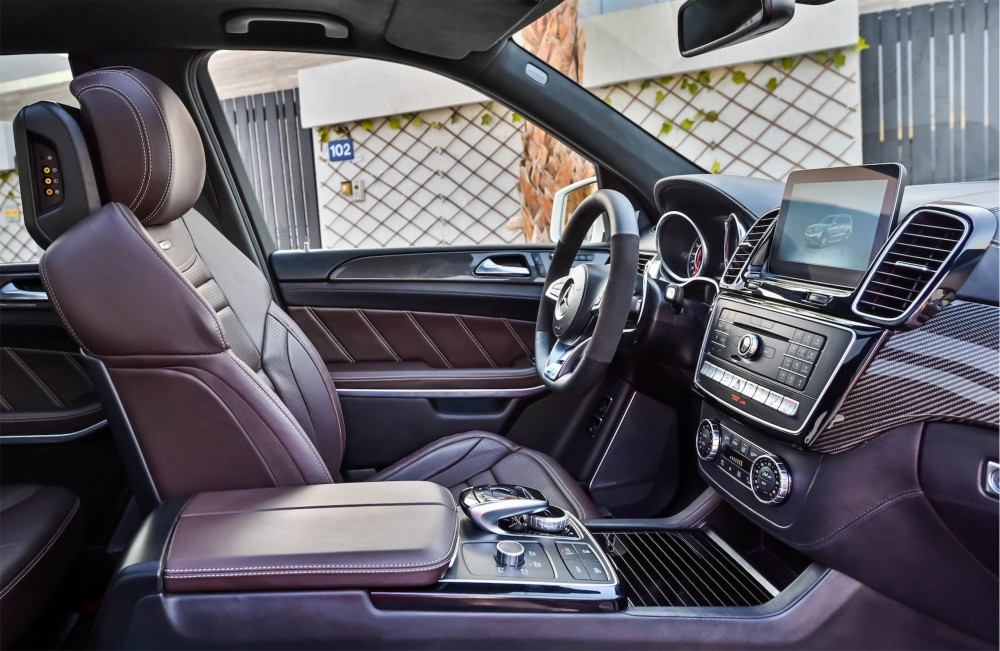 buy approved Mercedes-Benz GLS63 S AMG in Dubai