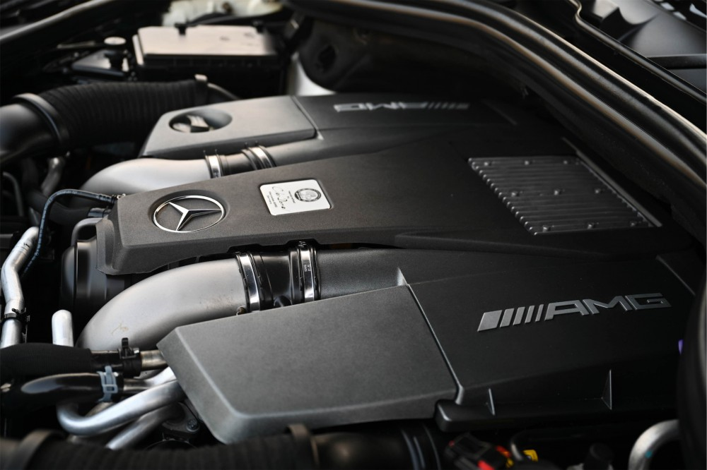 buy used Mercedes-Benz GLS63 S AMG with warranty