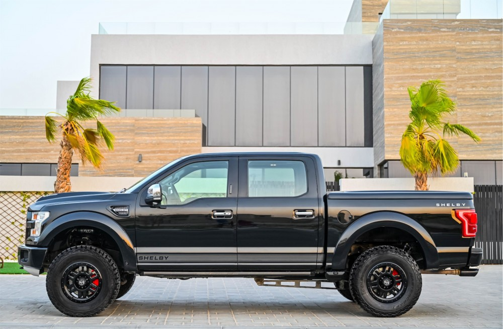 buy second hand Ford Shelby F-150 Raptor without downpayment
