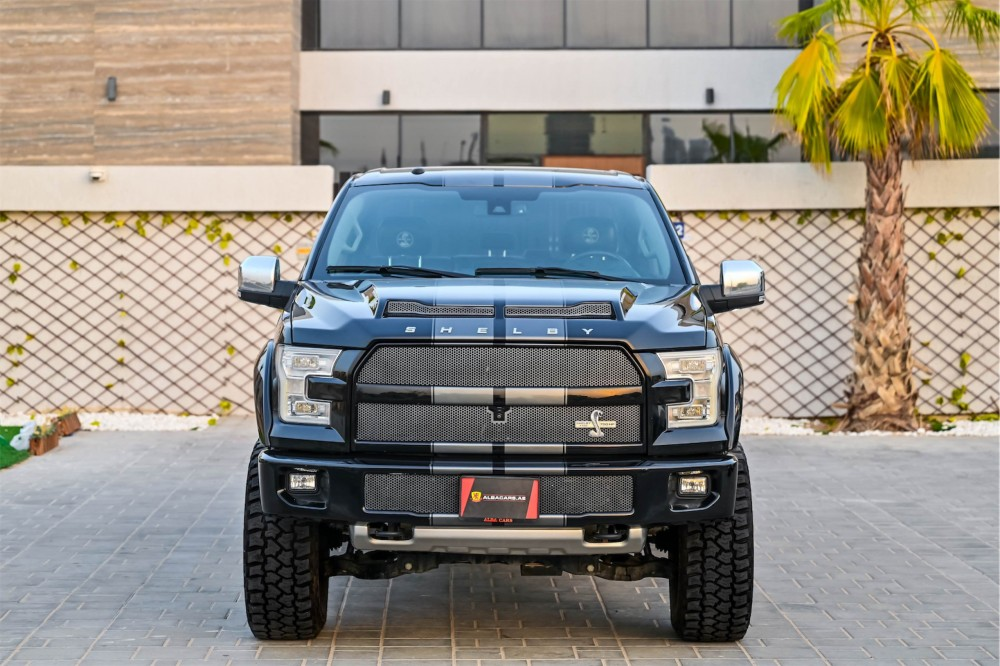 buy pre-owned Ford Shelby F-150 Raptor without downpayment
