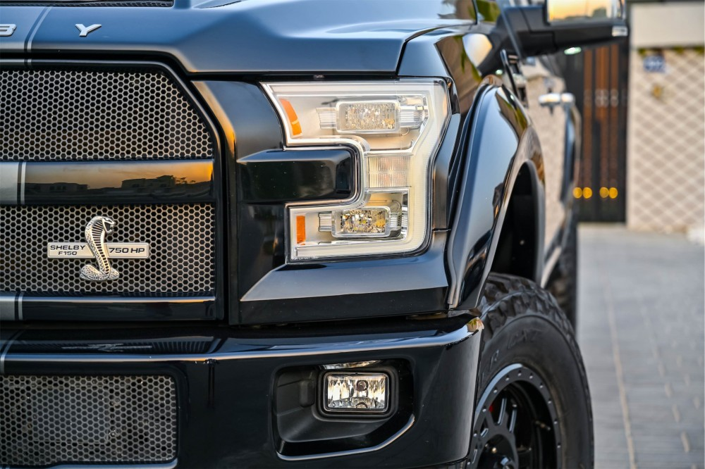 buy approved Ford Shelby F-150 Raptor without downpayment