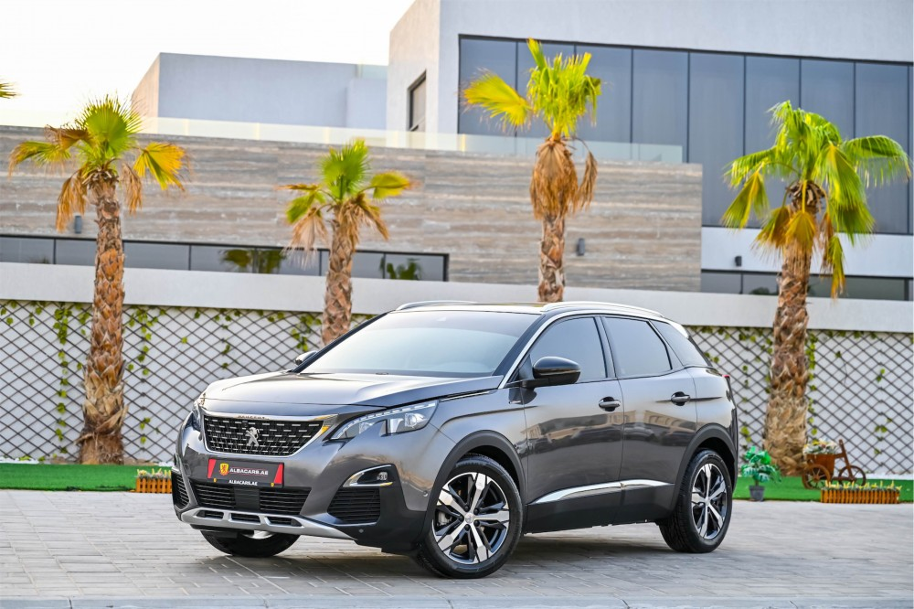 buy second hand Peugeot 3008 GT Line without downpayment