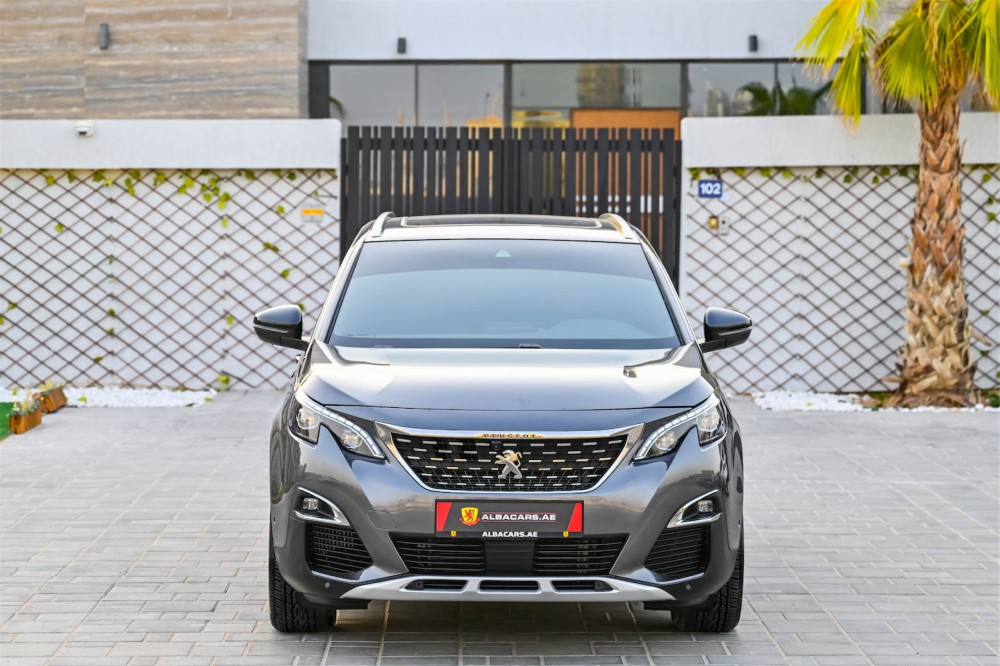 buy used Peugeot 3008 GT Line without downpayment
