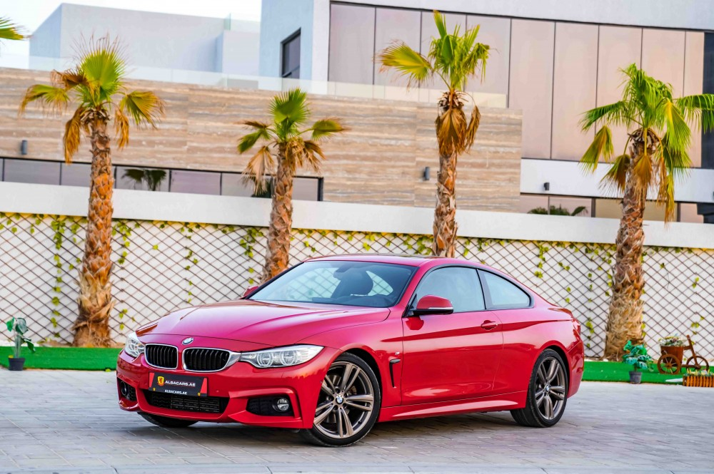 buy second hand BMW 428i M-Sport in UAE