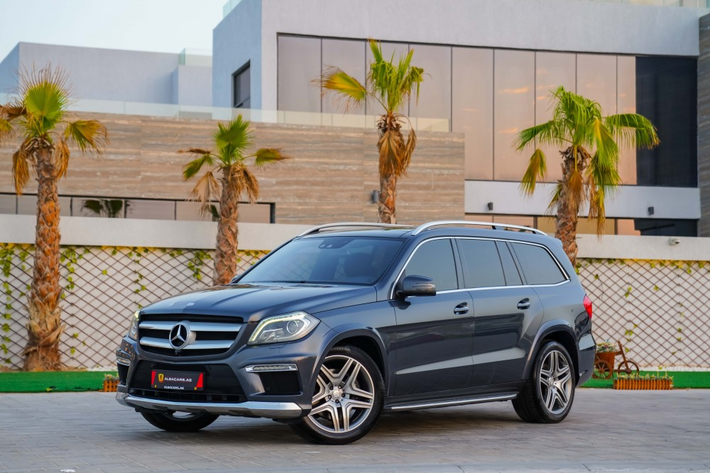 buy pre-owned Mercedes-Benz GL500 AMG in Dubai
