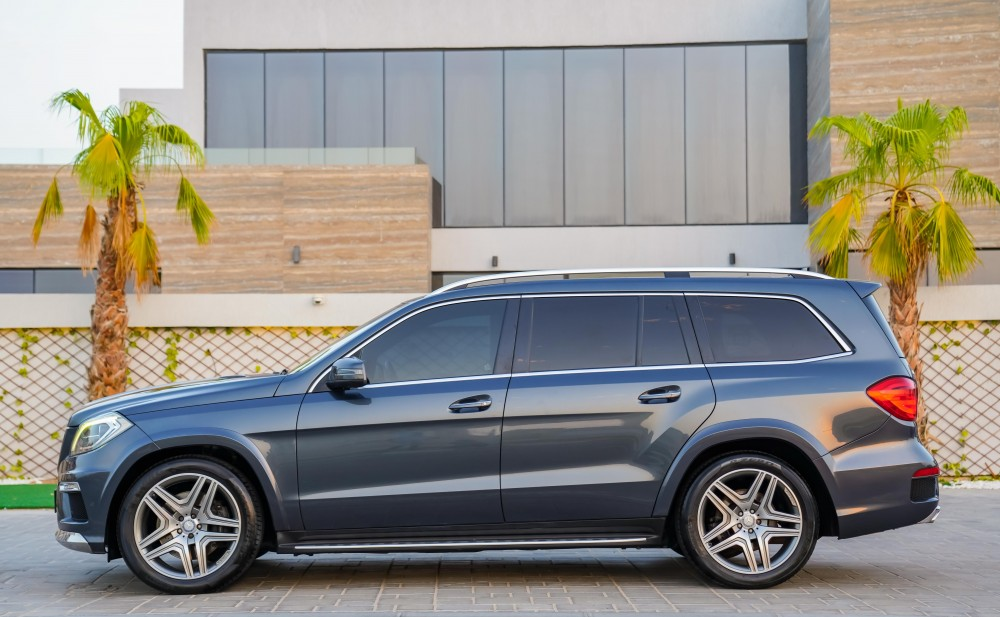 buy second hand Mercedes-Benz GL500 AMG with warranty