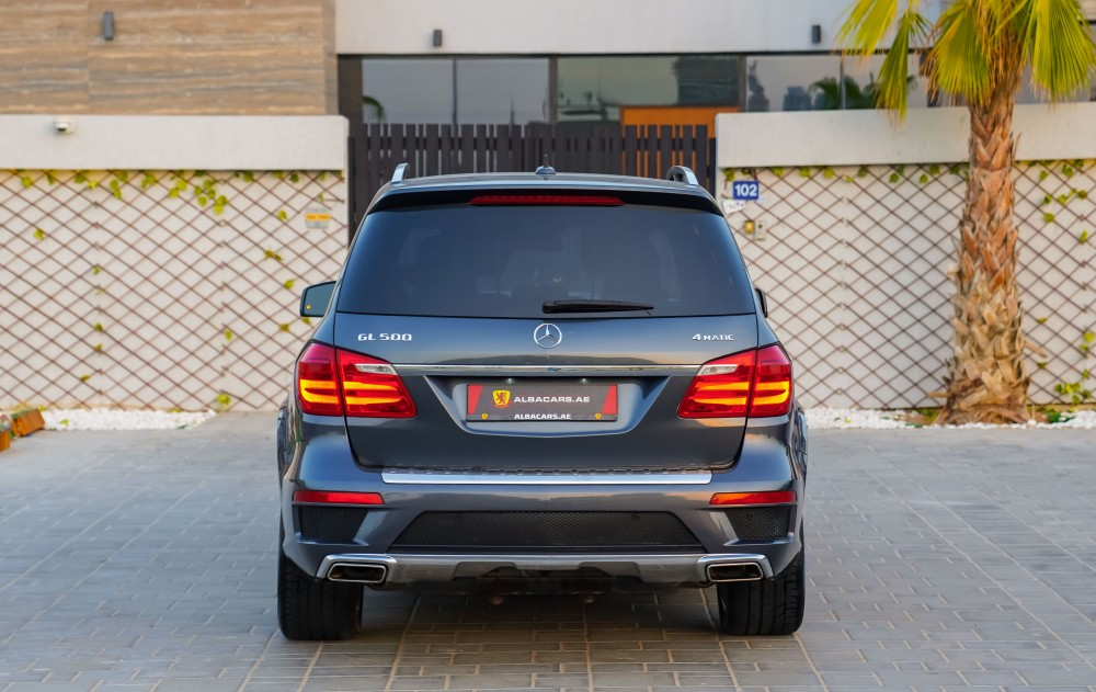 buy certified Mercedes-Benz GL500 AMG with warranty
