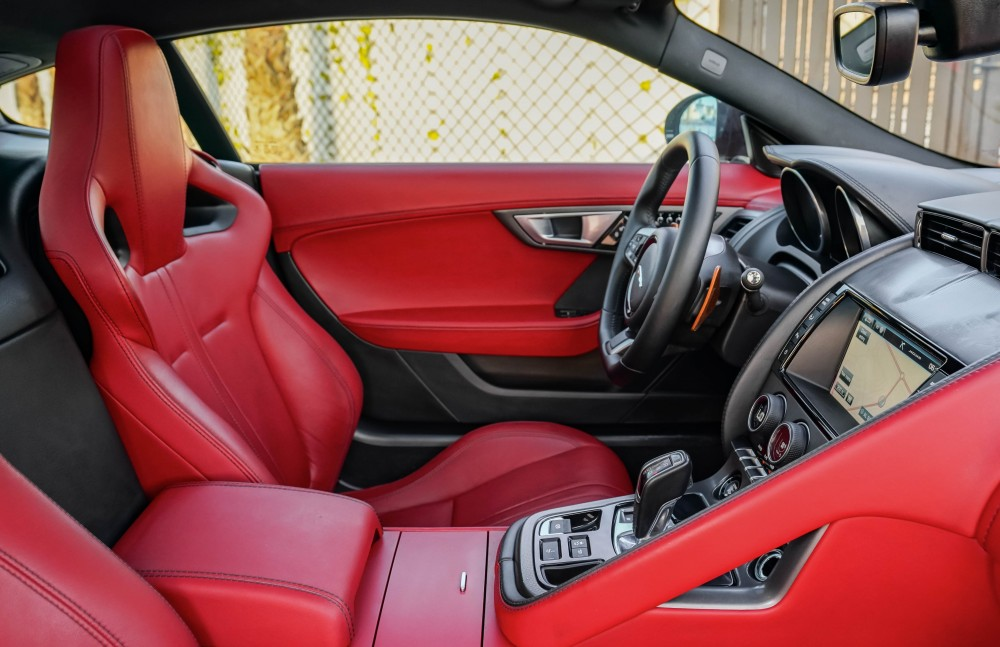 buy approved Jaguar F-Type with warranty