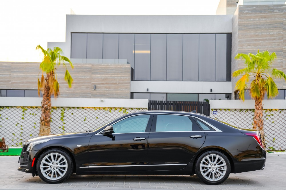 buy approved Cadillac CT6 in UAE