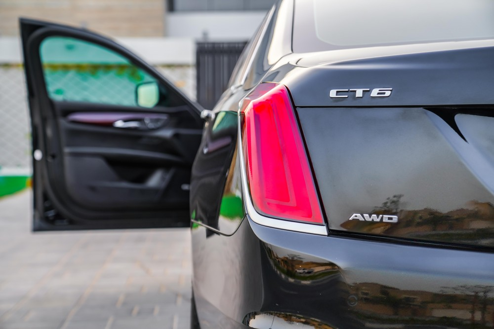 buy certified Cadillac CT6 without downpayment