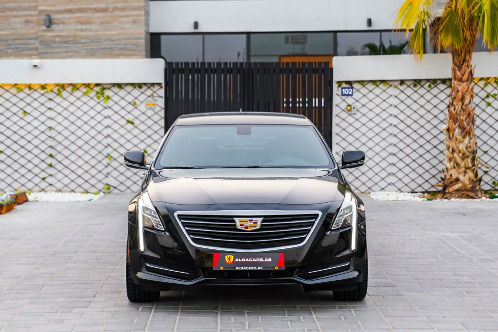 buy second hand Cadillac CT6 in UAE