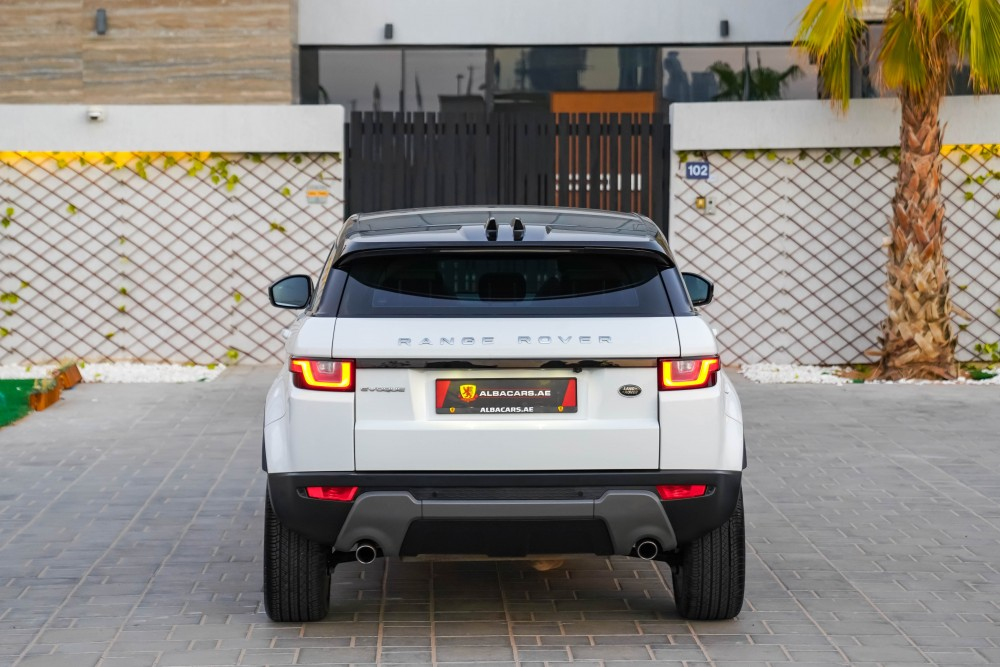 buy pre-owned Range Rover Evoque SE+ without downpayment