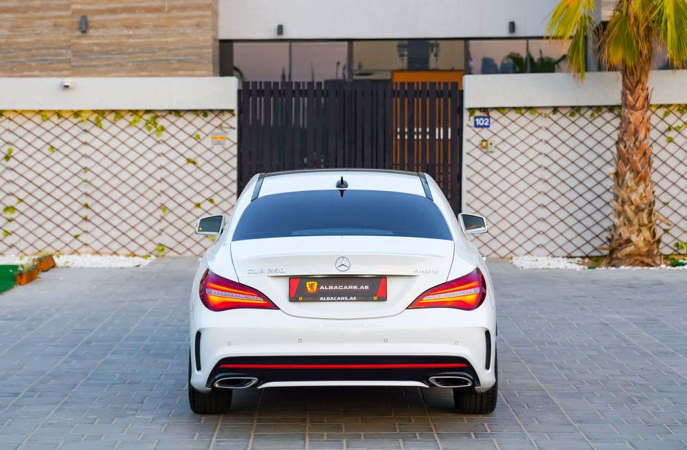 buy approved Mercedes CLA 250 Sport with warranty