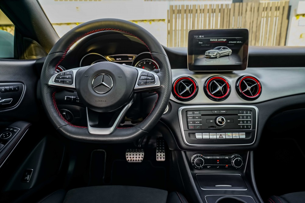 buy approved Mercedes CLA 250 Sport without downpayment