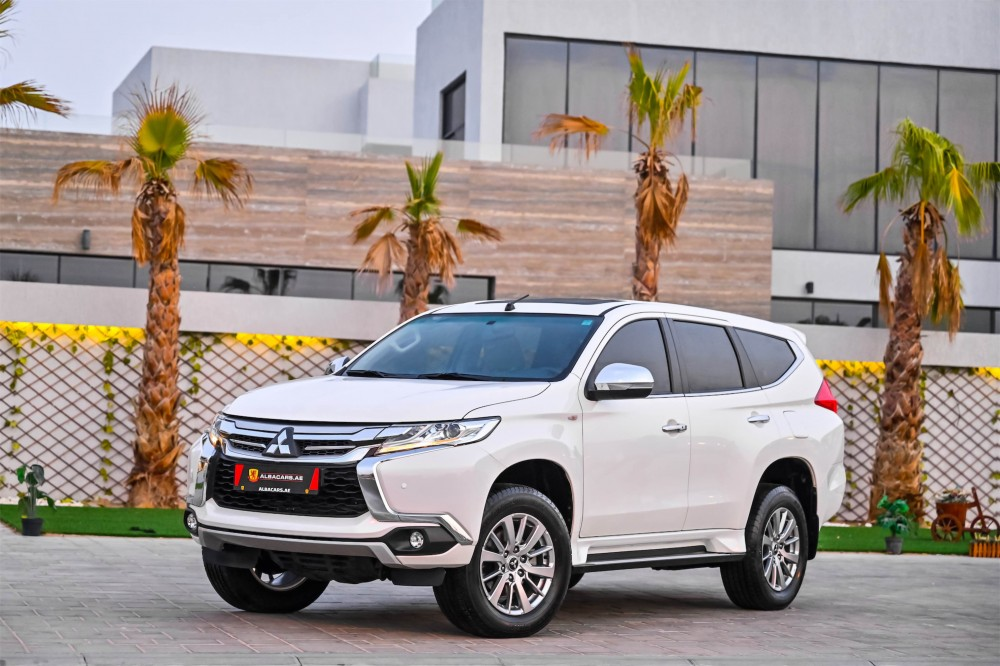 buy slightly used Mitsubishi Montero Sport 3.0L without downpayment