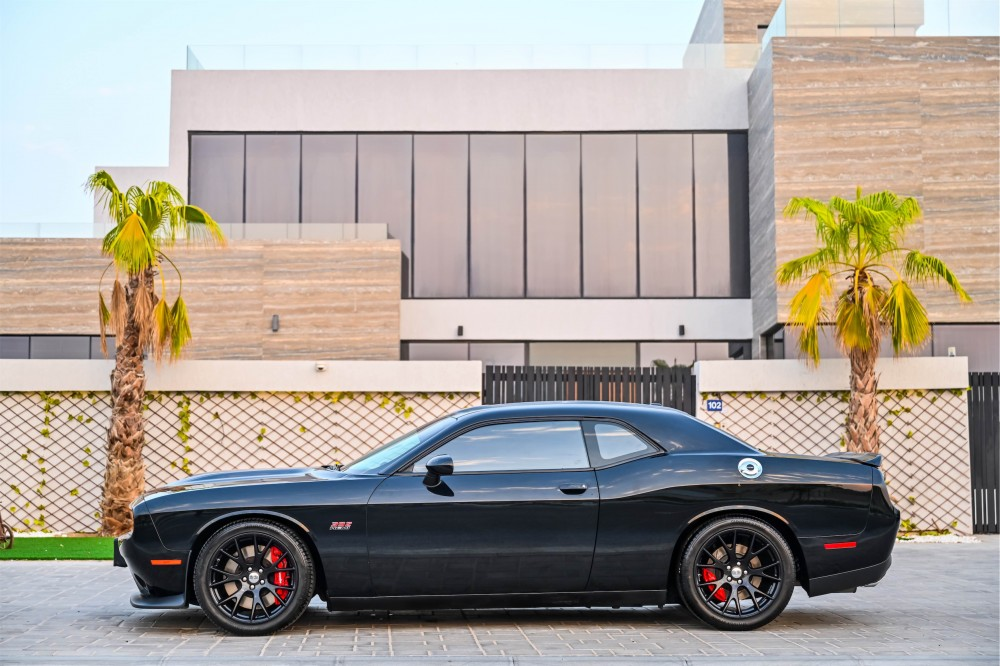 buy approved Dodge Challenger SRT with warranty